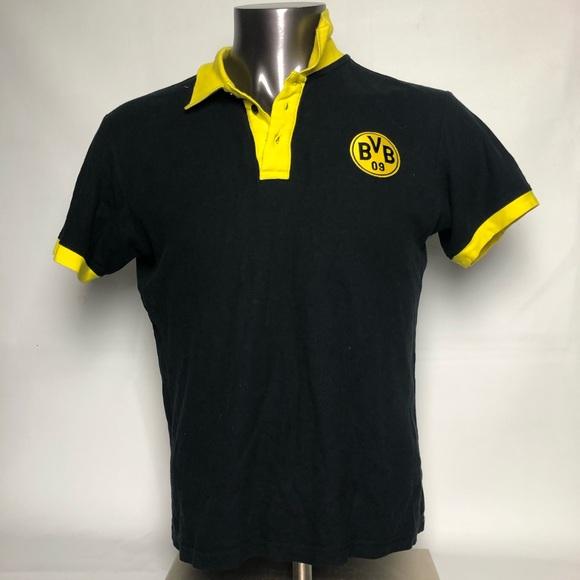 01a8a814855 Borussia Dortmund Shirts | Bvb Mens Polo Shirt | Poshmark